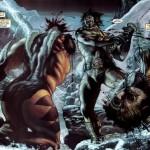 Wolverine e a morte de Dentes de Sabre