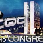 CQC no Congresso!