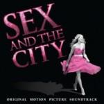 Sex and the City, o filme, tem trilha sonora lançada