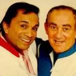 Didi e Dedé juntos novamente na Globo