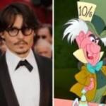 Johnny Depp estará em novo Alice no País das Maravilhas