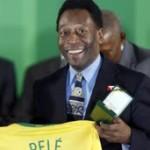 Pelé pode lançar CD com participações de Mick Jagger, Bono Vox, Elton John e Rod Stewart
