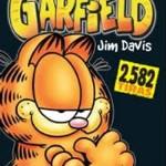 Garfield em livro peso-pesado com mais de 2500 tiras