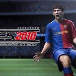 Pro Evolution Soccer 2010 tem novidades e primeira imagem divulgada