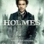 Sherlock Holmes tem dois novos pôsteres divulgados