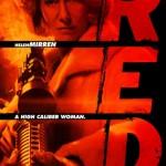 Red: novos pôsteres com Helen Mirren, John Malkovich e Morgan Freeman