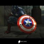 Trailer do novo jogo do Capitão América