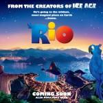 Duas versões do novo trailer de Rio, nova animação da Fox
