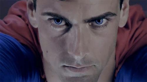 Trailers dos filmes pornôs do Superman e da Mulher Maravilha