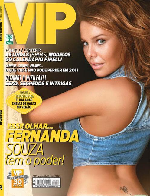 Primeira Edi O De Fernanda Souza Estrela Principal
