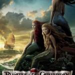 Piratas do Caribe: Navegando em Águas Misteriosas – veja o novo pôster com as sereias do filme