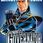 Trailer de The Govenator, novo desenho de Arnold Schwarzenegger