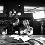 Sons of Anarchy: fotos dos sets de fimagens da quarta temporada