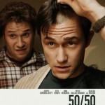 50/50, novo filme de Seth Rogen e Joseph Gordon-Levitt, ganha primeiro pôster