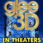 """Pôster e trailer de """"Glee: The 3D Concert"""", o filme da série"""