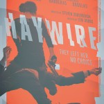 Haywire: trailer, elenco, sinopse e pôster do novo filme de Gina Carano