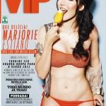 VIP: fotos da Marjorie Estiano na edição de outubro