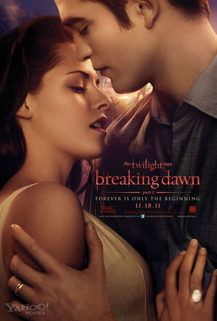 Veja Bella, Edward e Jacob nos novos pôsteres de Amanhecer   parte 1