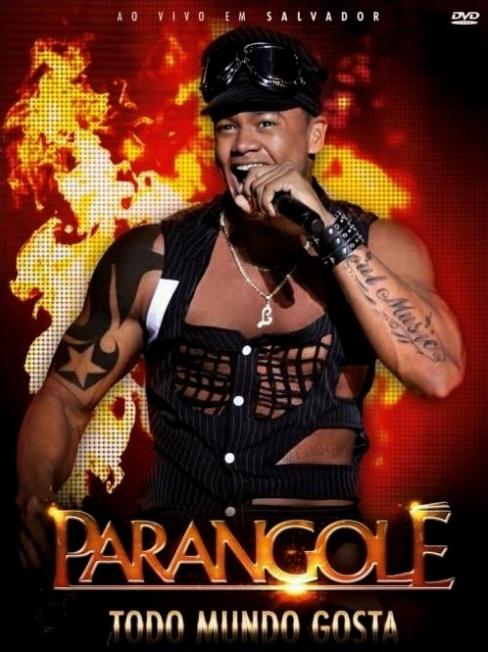 dvd do parangole 2012