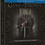 Game of Thrones: DVD e Blu-ray da primeira temporada chegam às lojas em março