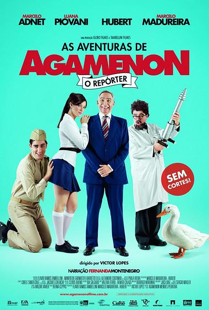 as-aventuras-de-Agamenon-o-reporter-poster.jpg (431×640)
