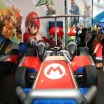 Os carros de verdade de Mario Kart 7