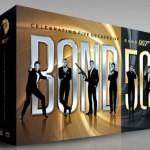 Bond 50 trará todos os filmes do 007 em Blu-ray