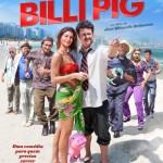 Veja o primeiro pôster de Billi Pig