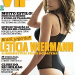 VIP: fotos de Letícia Wiermann, a filha do Datena, na edição de março