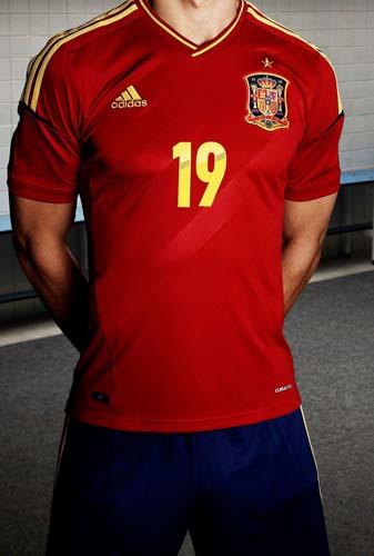 1d1986c696 Camisas da Espanha Eurocopa 2012 – preço e fotos » Entretendo.com
