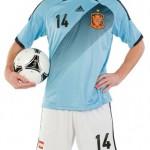 Camisas da Espanha Eurocopa 2012 – preço e fotos