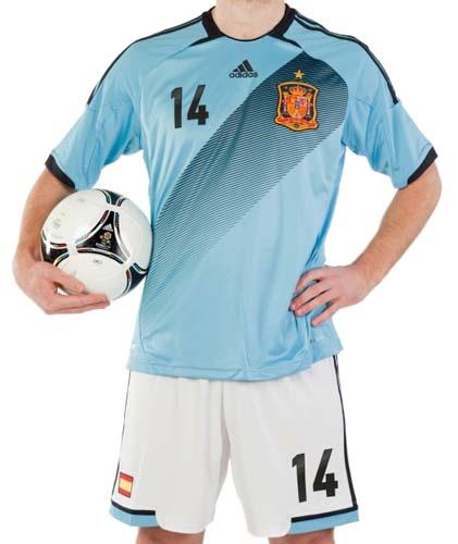 Camisas da Espanha Eurocopa 2012 – preço e fotos » Entretendo.com 652da20f3c5d0