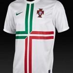 Camisas de Portugal Eurocopa 2012 – preço e fotos
