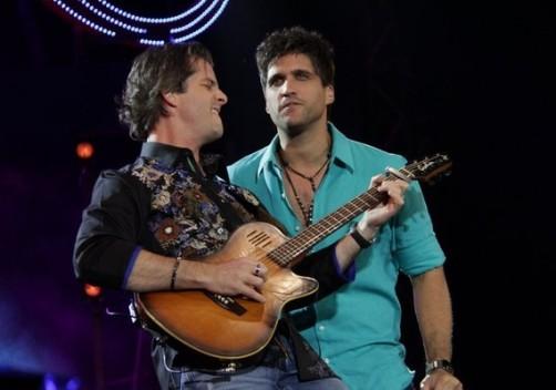 As músicas do novo DVD de Victor e Leo, Ao vivo em Floripa