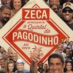 As músicas de Quintal do Pagodinho, novo CD/DVD de Zeca Pagodinho