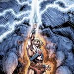 He-Man retorna aos quadrinhos pela DC Comics