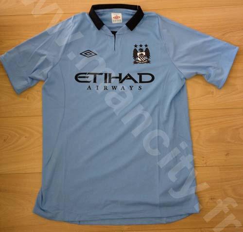 As novas camisa do Manchester City modelo 2012/2013 – preço e foto