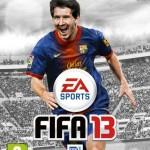 Confira as capas de FIFA 13 para Xbox 360 e PS3