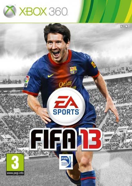 FIFA 13 será lançado 25 de setembro para Playstation 3, Xbox 360, PS