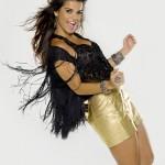 Algumas fotos de Mari Antunes, a nova vocalista do Bababo Novo