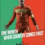 Alguns belos pôsteres das seleções da Eurocopa 2012