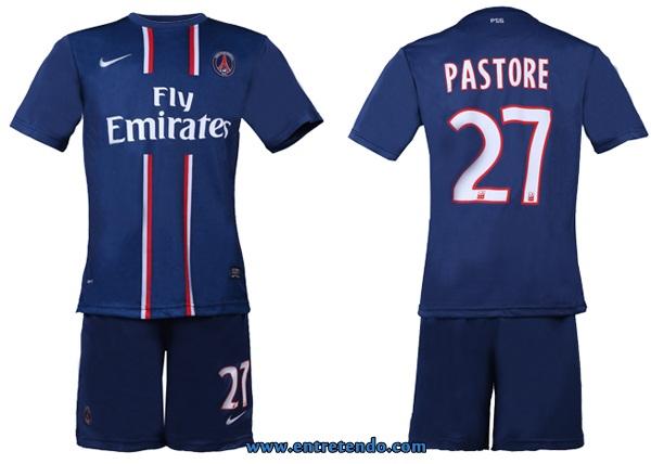 Preço e fotos da nova camisa do PSG Paris Saint Germain 2012/2013