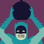 Andrew Heath e seus pôsteres sobre cultura pop