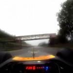 A visão de um piloto de Fórmula 1
