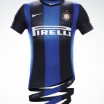 Fotos das novas camisas do Milan, Juventus e Inter de Milão modelo 2012/2013