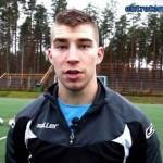 Os vídeos de Lassi Hurskainen, o goleiro dos chutes precisos