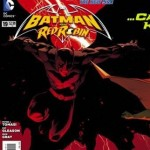 Carrie Kelley nova robin batman 2