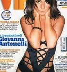 VIP: fotos da Giovanna Antonelli na edição de setembro. Veja a capa