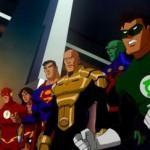 Liga da Justiça: Uma Crise em DVD e Blu-Ray