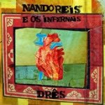 """Nando Reis lança novo CD, """"Drês"""", em junho"""